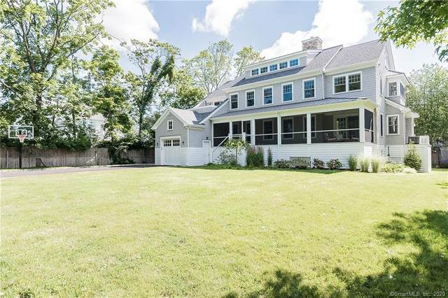 8 Bryon Road, Greenwich, CT 06870 (MLS #170317369) :: Frank Schiavone with William Raveis Real Estate