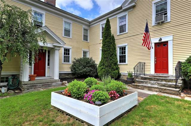 1 Webb Circle, Monroe, CT 06468 (MLS #170317485) :: The Higgins Group - The CT Home Finder