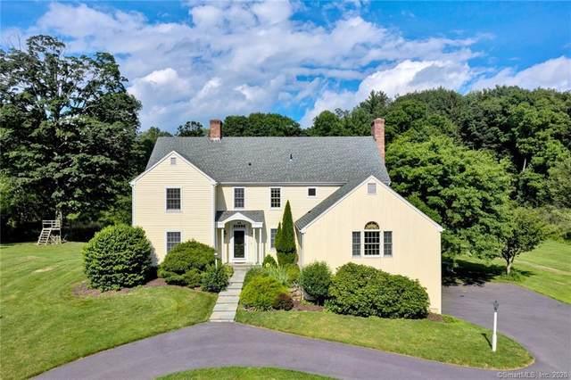48 Lewis Drive, Ridgefield, CT 06877 (MLS #170317544) :: Frank Schiavone with William Raveis Real Estate