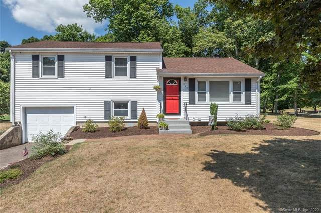 343 Hilton Drive, South Windsor, CT 06074 (MLS #170317636) :: Hergenrother Realty Group Connecticut