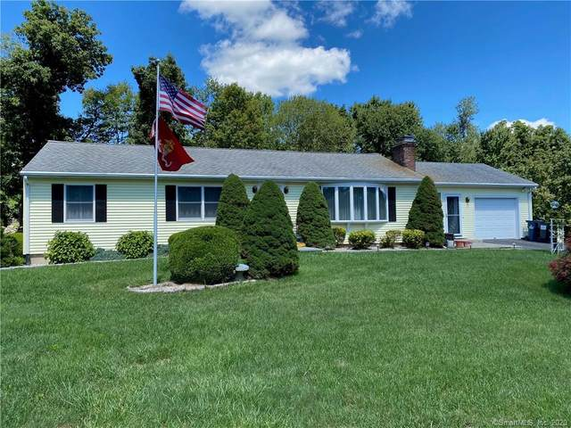 5 Possum Drive, New Fairfield, CT 06812 (MLS #170317695) :: Kendall Group Real Estate | Keller Williams
