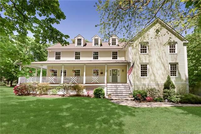 21 Creamery Lane, Ridgefield, CT 06877 (MLS #170317697) :: Frank Schiavone with William Raveis Real Estate