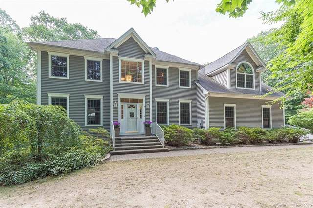 7 Sunset Ridge, Burlington, CT 06013 (MLS #170317897) :: Hergenrother Realty Group Connecticut