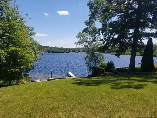 14 Beach View Road Extension, Voluntown, CT 06384 (MLS #170317904) :: Around Town Real Estate Team