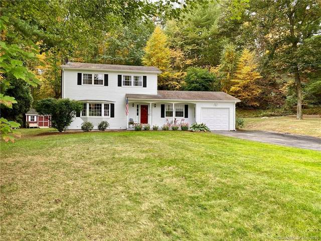 48 Green Briar Road, Norwich, CT 06360 (MLS #170317916) :: Anytime Realty