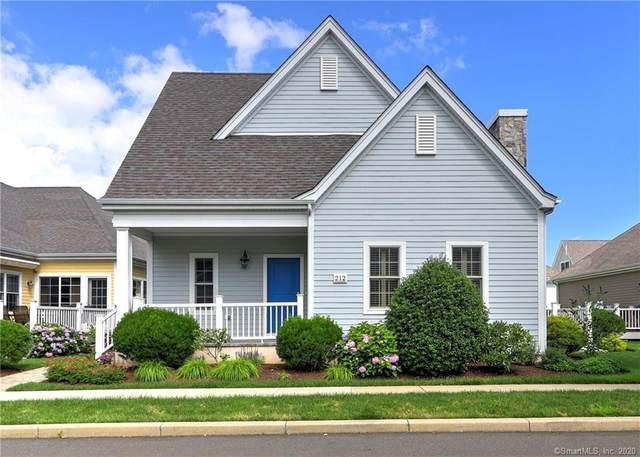 212 Deerfield Lane #212, Orange, CT 06477 (MLS #170317928) :: Carbutti & Co Realtors