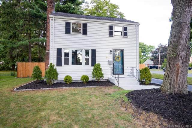 64 Ferncrest Drive, East Hartford, CT 06118 (MLS #170318087) :: Hergenrother Realty Group Connecticut