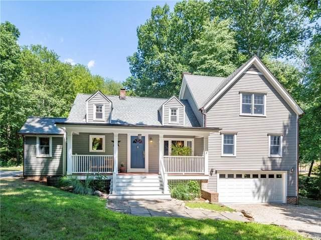 44 White Birch Road, Weston, CT 06883 (MLS #170318088) :: Frank Schiavone with William Raveis Real Estate
