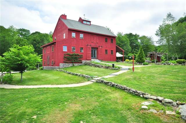 143 Northfield Road, Litchfield, CT 06759 (MLS #170318092) :: The Higgins Group - The CT Home Finder