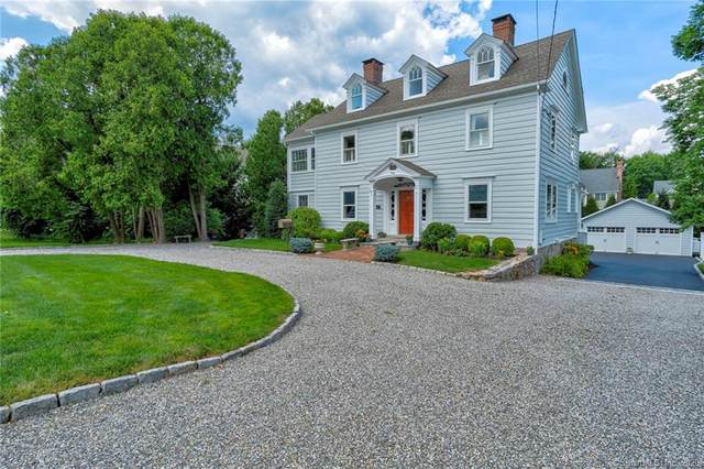 18 Gilbert Street, Ridgefield, CT 06877 (MLS #170318143) :: Frank Schiavone with William Raveis Real Estate