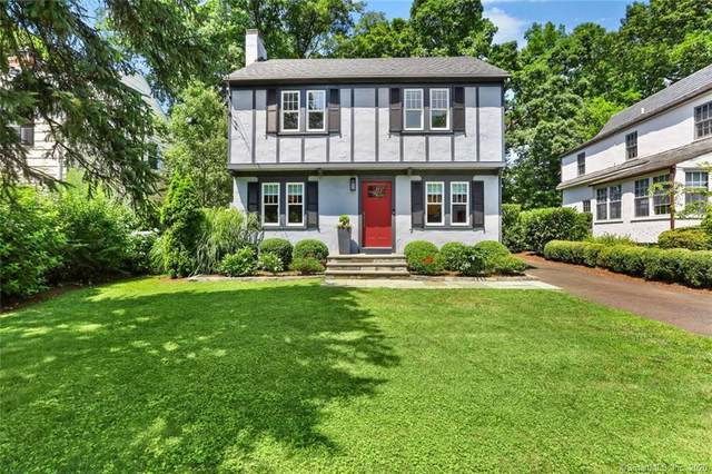 12 Richmond Drive, Greenwich, CT 06870 (MLS #170318365) :: Frank Schiavone with William Raveis Real Estate
