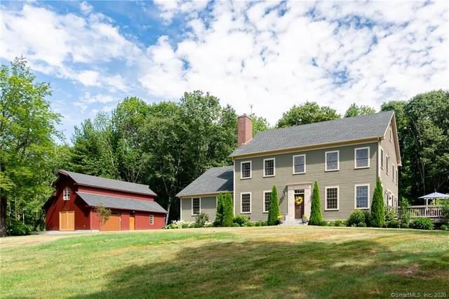 34 Tamarack Lane, Goshen, CT 06756 (MLS #170318422) :: The Higgins Group - The CT Home Finder