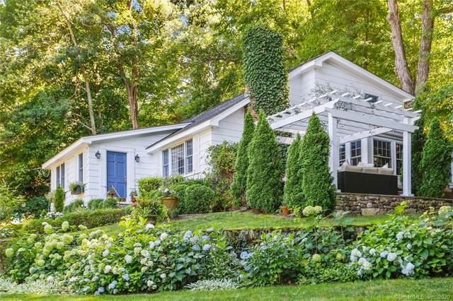 2C Cross Highway, Westport, CT 06880 (MLS #170318458) :: The Higgins Group - The CT Home Finder
