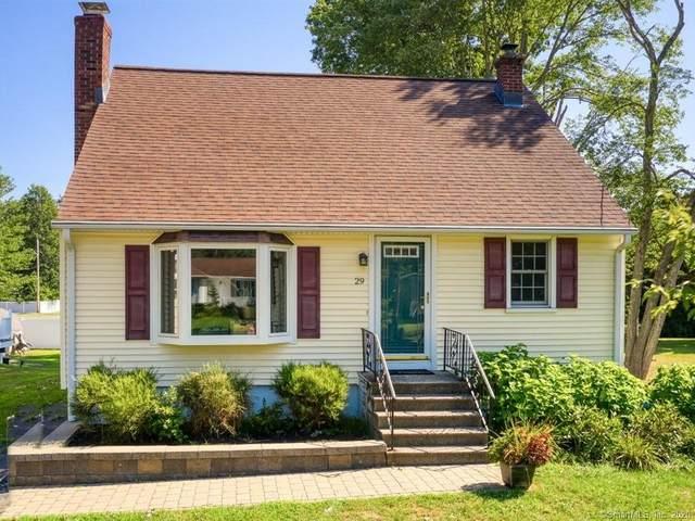 29 Postman Highway, North Haven, CT 06473 (MLS #170318491) :: Mark Boyland Real Estate Team