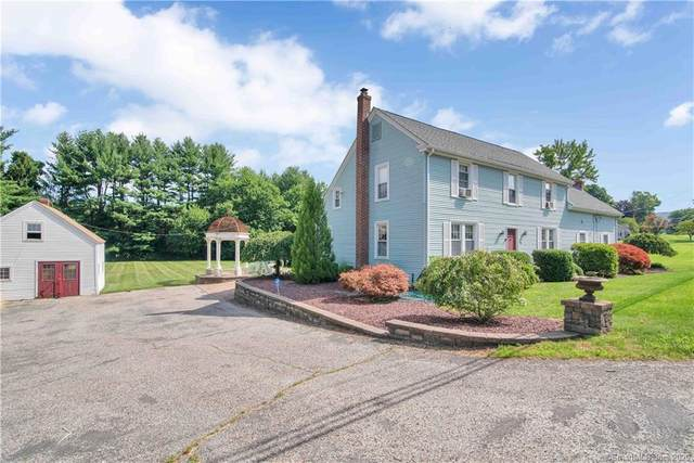491 Main Street, Somers, CT 06071 (MLS #170318519) :: The Higgins Group - The CT Home Finder