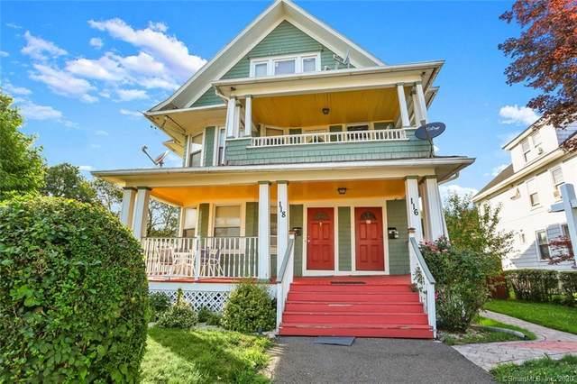 116 Eaton Street, Bridgeport, CT 06604 (MLS #170318636) :: The Higgins Group - The CT Home Finder