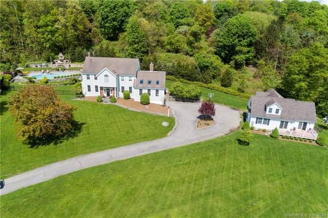 34 Salem View Drive, Ridgefield, CT 06877 (MLS #170318661) :: Around Town Real Estate Team