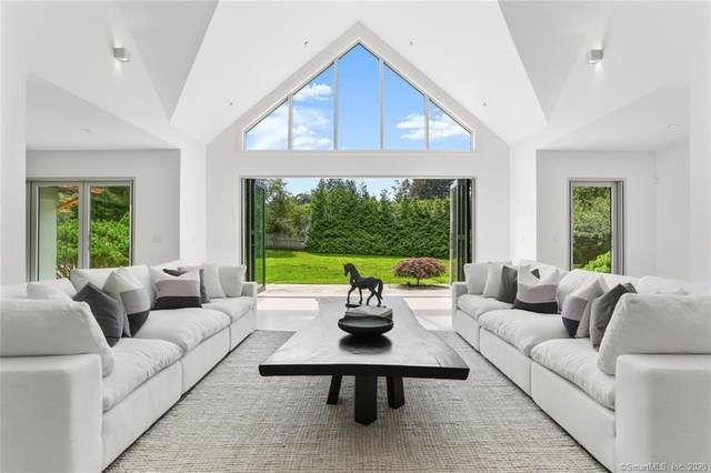 19 Four Winds Lane, New Canaan, CT 06840 (MLS #170318663) :: The Higgins Group - The CT Home Finder