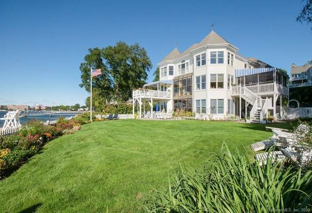 203 Ocean Drive W, Stamford, CT 06902 (MLS #170318728) :: Frank Schiavone with William Raveis Real Estate