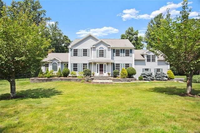 4 Sarah Drive, Oxford, CT 06478 (MLS #170318777) :: Around Town Real Estate Team