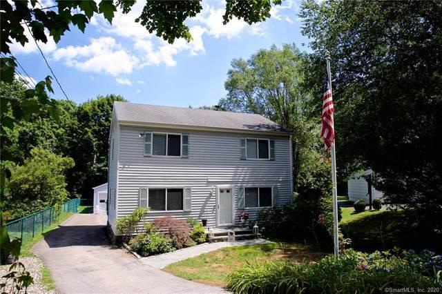 27 Crimmins Road, Darien, CT 06820 (MLS #170318787) :: GEN Next Real Estate