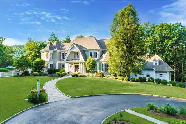 2 Old Oscaleta Road, Ridgefield, CT 06877 (MLS #170318795) :: The Higgins Group - The CT Home Finder