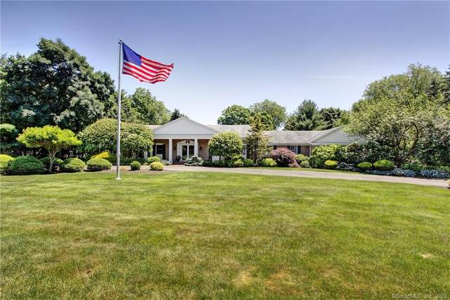 15 Morning Glory Drive, Easton, CT 06612 (MLS #170318800) :: Frank Schiavone with William Raveis Real Estate