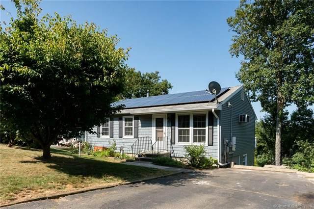 50 Tudor Lane, Naugatuck, CT 06770 (MLS #170318860) :: Around Town Real Estate Team