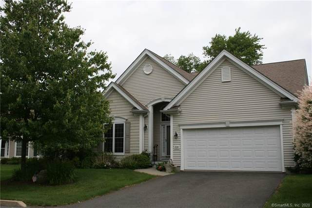 334 Fairway Drive #334, Oxford, CT 06478 (MLS #170318886) :: The Higgins Group - The CT Home Finder