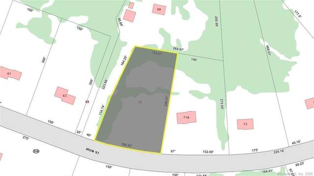71 Iron Street, Ledyard, CT 06339 (MLS #170318903) :: Mark Boyland Real Estate Team