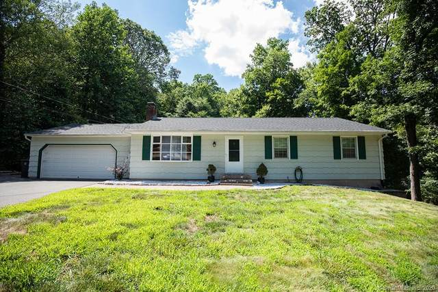 1263 Highview Terrace, Cheshire, CT 06410 (MLS #170318938) :: Coldwell Banker Premiere Realtors