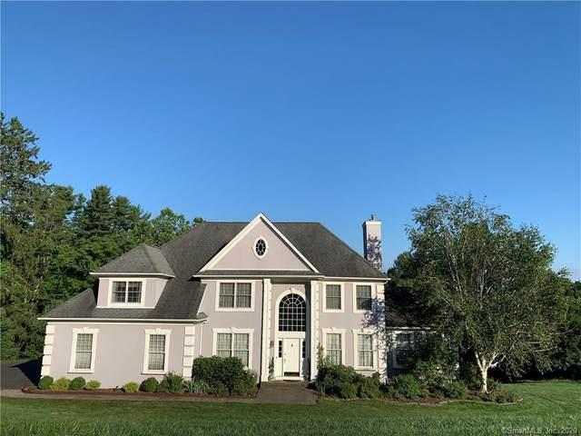 8 Marianna Farm Drive, Danbury, CT 06811 (MLS #170318955) :: The Higgins Group - The CT Home Finder