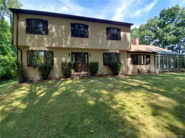 2 Briar Lane, New Milford, CT 06776 (MLS #170318991) :: Around Town Real Estate Team