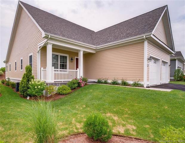 167 Sunrise Hill Circle #167, Orange, CT 06477 (MLS #170319011) :: Carbutti & Co Realtors