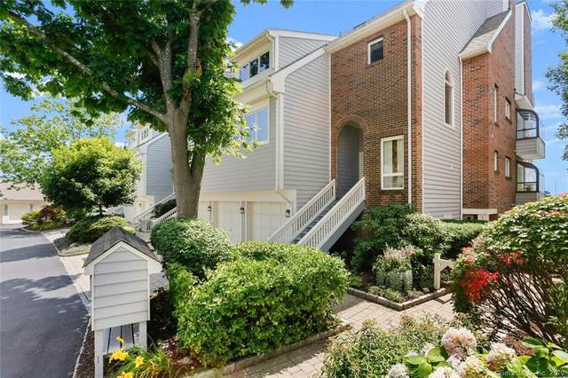 123 Harbor Drive #712, Stamford, CT 06902 (MLS #170319085) :: Frank Schiavone with William Raveis Real Estate