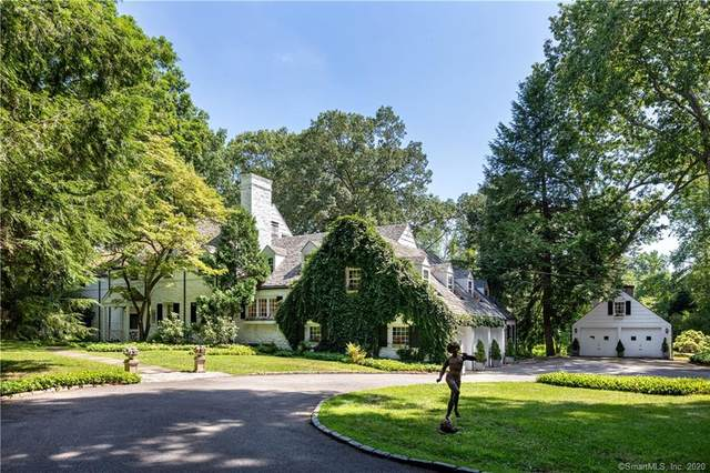 46 Pond View Lane, Stamford, CT 06903 (MLS #170319158) :: Frank Schiavone with William Raveis Real Estate