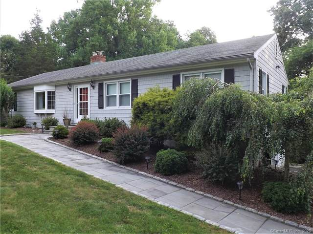 40 Mariner Circle, Trumbull, CT 06611 (MLS #170319250) :: Frank Schiavone with William Raveis Real Estate