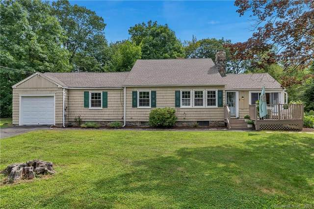 7 Maple Tree Road, Brookfield, CT 06804 (MLS #170319420) :: Around Town Real Estate Team