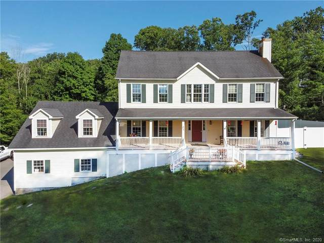 21 Hogs Back Road, Oxford, CT 06478 (MLS #170319458) :: Around Town Real Estate Team