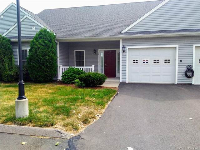 327 Folly Brook Boulevard #327, Wethersfield, CT 06109 (MLS #170319462) :: Carbutti & Co Realtors