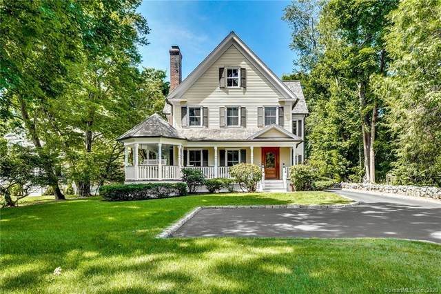 133 Raymond Street, Darien, CT 06820 (MLS #170319501) :: Around Town Real Estate Team