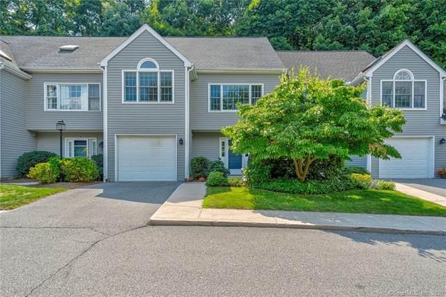 120 Prospect Street #49, Ridgefield, CT 06877 (MLS #170319507) :: Frank Schiavone with William Raveis Real Estate