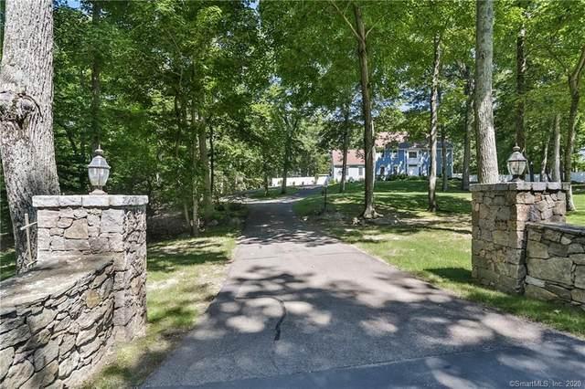 30 Oak Lane, Weston, CT 06883 (MLS #170319557) :: Around Town Real Estate Team