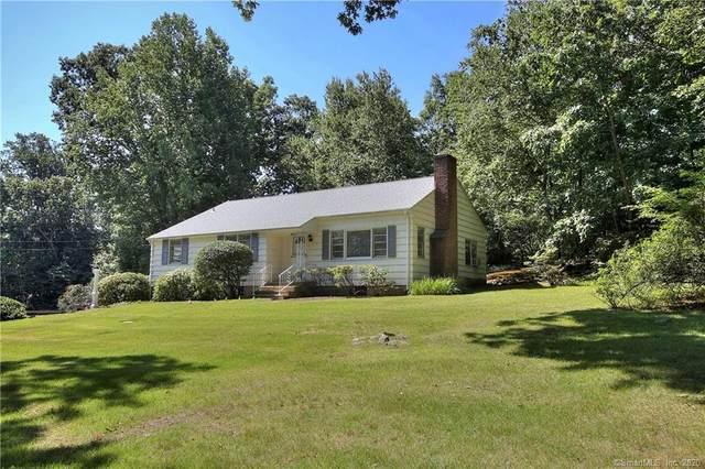 197 Old Norwalk Road, New Canaan, CT 06840 (MLS #170319589) :: Mark Boyland Real Estate Team