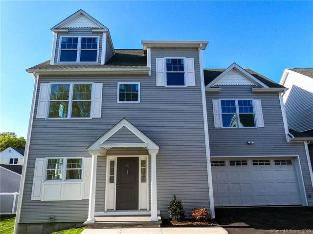 604 Newfield Ave House C, Stamford, CT 06905 (MLS #170319625) :: Frank Schiavone with William Raveis Real Estate