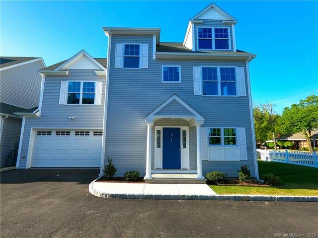 604 Newfield Ave House A, Stamford, CT 06905 (MLS #170319636) :: Frank Schiavone with William Raveis Real Estate