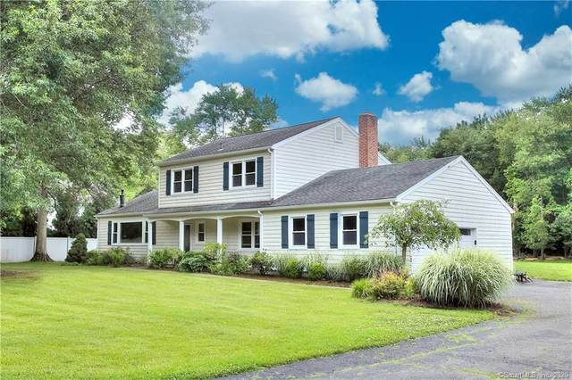 5 Vineyard Lane, Westport, CT 06880 (MLS #170319763) :: Frank Schiavone with William Raveis Real Estate