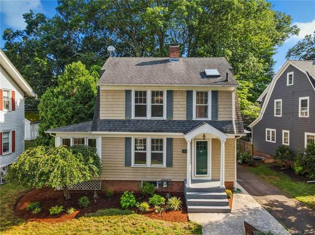 120 Thornton Street, Hamden, CT 06517 (MLS #170319823) :: Frank Schiavone with William Raveis Real Estate
