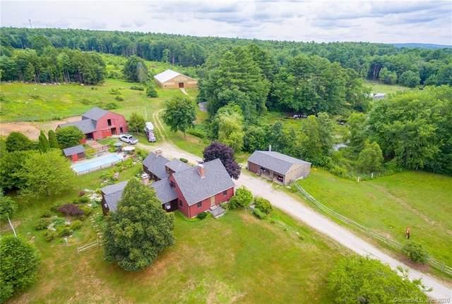 1187 Quaddick Town Farm Road, Thompson, CT 06277 (MLS #170319863) :: Anytime Realty