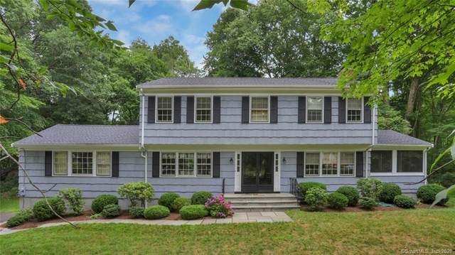 326 Dundee Road, Stamford, CT 06903 (MLS #170319919) :: Frank Schiavone with William Raveis Real Estate